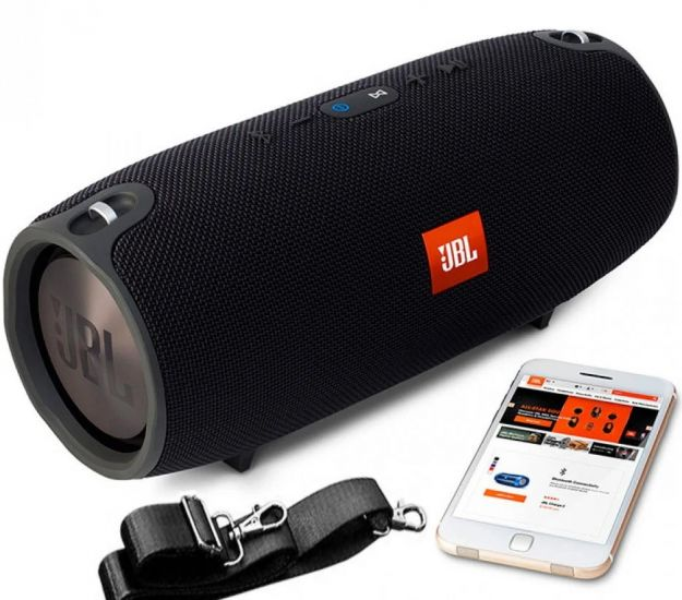 Беспроводная водонепроницаемая Bluetooth колонка JBL Xtreme mini 0073 маленькая
