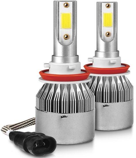 Комплект светодиодных автомобильных LED ламп C6 H11 30W
