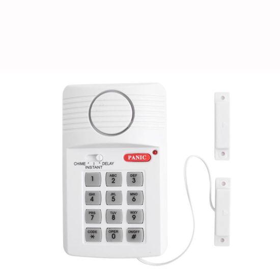 Кодовая дверная и оконная сигнализация YL-353