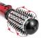 Вращающаяся фен щетка Gemei GM-4829, воздушный стайлер для укладки и сушки волос, плойка расческа