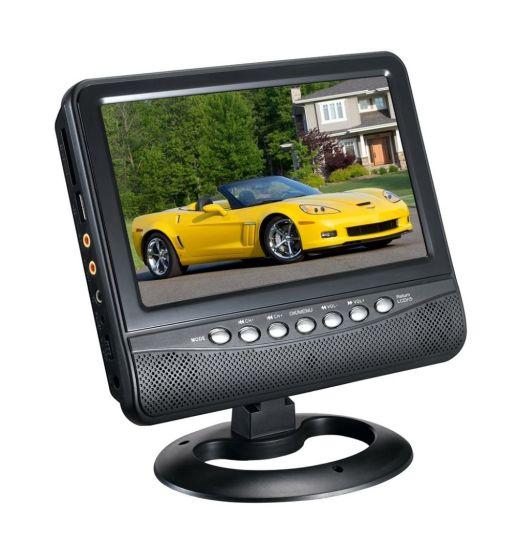"""Автомобильный портативный LCD телевизор 7.8"""" TV Opera HD-V788 / VC788 цветной монитор 7 дюймов"""