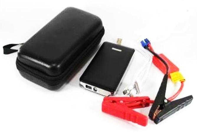 Зарядное устройство Power Bank 60000 mAh + клещи для автомобиля Car Starter