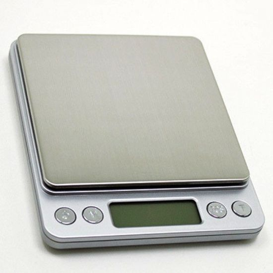 Большие ювелирные весы Domotec MS-1729A от 0.1 гр до 3000 гр