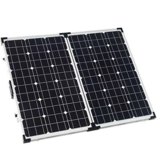 Солнечная панель 2F 80W 18V 670*450*35*35 FOLD складная солнечная батарея Solar board