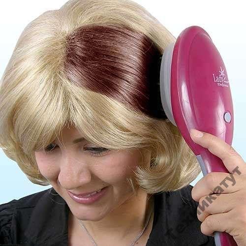 Расческа для окрашивания волос Hair Coloring Brush, hair color