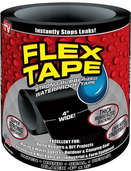 Сверхпрочная водонепроницаемая лента Flex Tape 10 см скотч-лента Флекс Тайп 10см маленькая